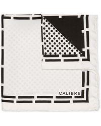 Calibre - Felipe Pocket Square - Lyst