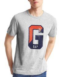 Gap - Large G-logo Tee - Lyst