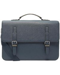 Ted Baker - Cross Grain Satchel - Lyst
