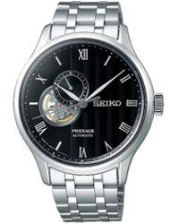 Seiko - Presage Open Dress Watch - Lyst