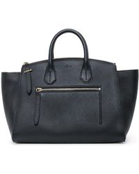 Bally - Top Handle Sommet Zipped Md - Lyst