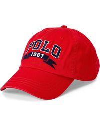 Polo Ralph Lauren | Polo 1967 Chino Baseball Cap | Lyst