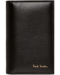 Paul Smith - Men Wallet 6 Cc Case Str Em - Lyst
