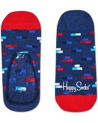 Happy Socks - Brick Liner Sock - Lyst