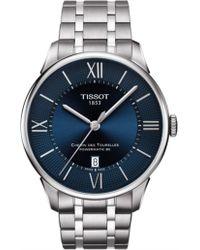 Tissot - Chemin De Tourelles Watch - Lyst