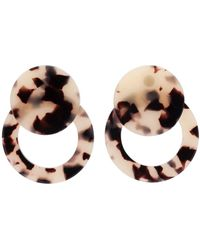 Amber Sceats - Akoyo Earrings - Lyst