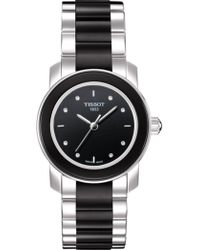 Tissot - Ceramic Watch - Lyst