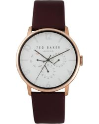 Ted Baker - James - Red/rose Gold - Lyst