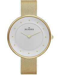 Skagen - Gitte Klassik Ladies Watch - Lyst