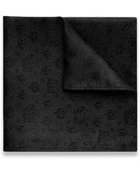 Politix - Strom Silk Pocket Square - Lyst