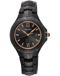 Seiko - Coutura Solar Dress Watch - Lyst