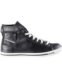 DIESEL - Exposure I - Sneaker Mid - Lyst
