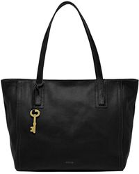 Fossil - Emma Tote - Lyst