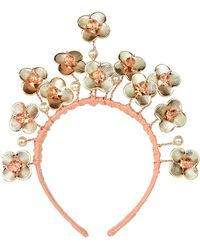 Ford Millinery - Blossom Headpiece - Lyst