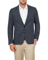 Paul Smith - Textured Boucle Jacket - Lyst