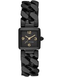 Marc By Marc Jacobs - Vic Black Watch - Lyst