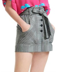 Maje - Iraime Shorts - Lyst