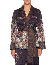 Camilla - Pyjama Suit Jacket - Lyst