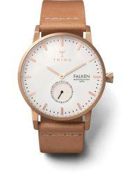 Triwa - Rose Falken Watch - Lyst