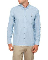 Ted Baker | Plain Shirt | Lyst