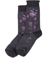 Hue - Femme Top Sock - Lyst