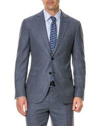 Rodd & Gunn - Basinghall Tailored Jacket Denim - Lyst
