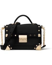 Michael Kors - Cori Small Trunk Bag - Lyst
