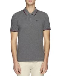 Ben Sherman - The Romford Polo Concrete Marl - Lyst