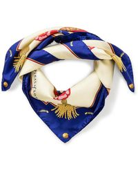 Aspinal - Signature Scarf - Lyst