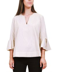 Wite - Island Life Top - Lyst