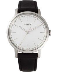 Fossil - Neely Black Watch - Lyst