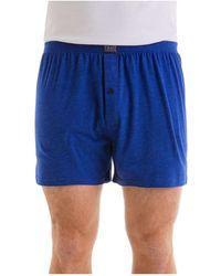 Coast - Plain Cotton Jersey Knit Boxer Short - Lyst