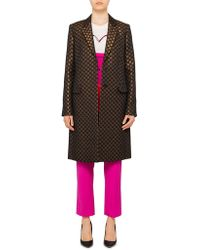 Paul Smith - Epsom Gold Spot Coat - Lyst