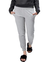 Champion - Womens Reverse Weave Jogger - Lyst