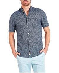 The Academy Brand - Cancun S/s Shirt - Lyst