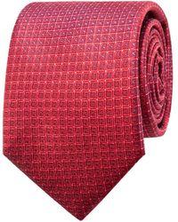 Geoffrey Beene - Textured Tie - Lyst