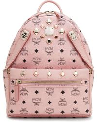 MCM   Dual Stark Backpack Sml Pz, 001   Lyst