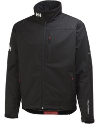 Helly Hansen - Crew Mid Layer Jacket - Lyst