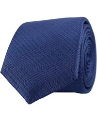 Ben Sherman - Textured Large Stripe Tie - Lyst
