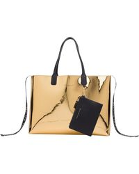 Tommy Hilfiger - Iconic Tommy Metallic Tote - Lyst