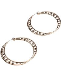 Samantha Wills - From The Earth Hoop Earrings - Lyst