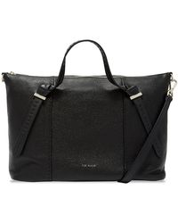 Ted Baker - Knotted Handle Large Tote - Lyst