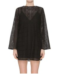 The Fifth Label - Tune In Long Sleeve Dress - Lyst