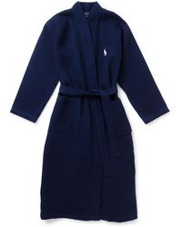 Shop Men s Polo Ralph Lauren Dressing gowns and robes Online Sale 55cd3e549