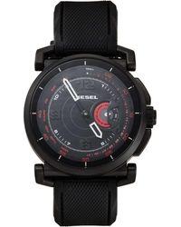 DIESEL - Sleeper Black Hybrid Smartwatch - Lyst