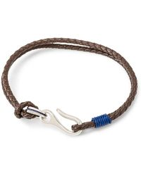 Ted Baker - Twirl Double Strand Bracelet - Lyst
