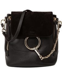 Chloé - Faye Small Backpack - Lyst