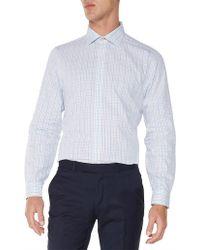 Ben Sherman - Ls Multi Check Kings Fit Shirt - Lyst