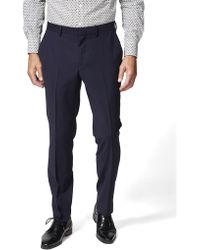 Simon Carter - Plain Skinny Trouser - Lyst