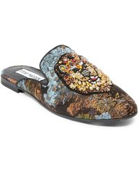 Steve Madden - Hugh Slip On Lion Stone Patch/fabric - Lyst